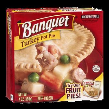 Banquet Turkey Pot Pie