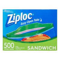 Ziploc Sandwich Bags - 4/125 ct. bags