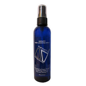 Infinity Fiber Locking Spray for use with Infinity Hair Fibers, 4 oz