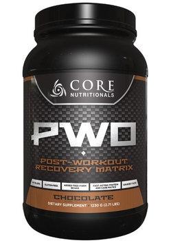 Core Nutritionals Core PWO