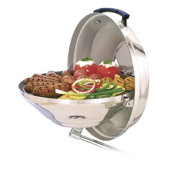 Magma Products Magma Marine Kettle Charcoal Grill w/Hinged Lid