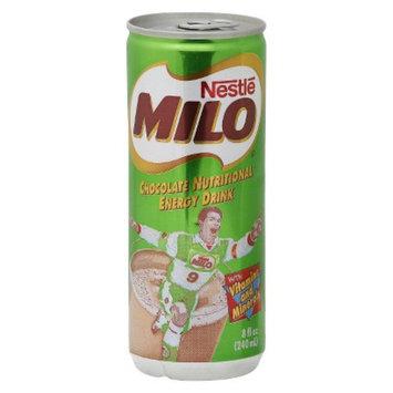Nestlé Milo Chocolate Energy Drink 8 oz