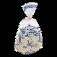 M.E. Bakery Mediterranean Flat Bread White - 5 CT