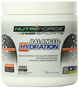 Nutri-force Nutrition Nutriforce Sports Balanced Hydration Coconut Pineapple - 35 Servings