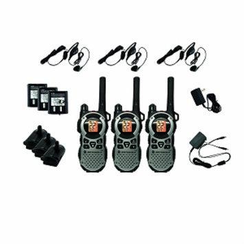Giant Motorola MT352R FRS Two-Way Weatherproof Radio Triple Pack
