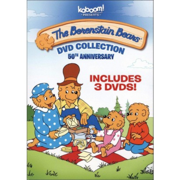 The Berenstain Bears DVD Collection [50th Anniversary] [3 Discs]