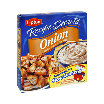 Lipton Recipe Secrets Onion Recipe Soup & Dip Mix 2 oz