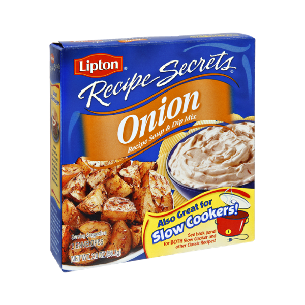 Lipton Recipe Secrets Onion Recipe Soup & Dip Mix 2 oz