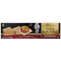 Want Want Town Square Crackers Multigrain, 3.5-Ounce (Pack of 6)