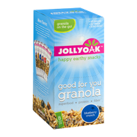 Jolly Oak Granola Blueberry Crunch