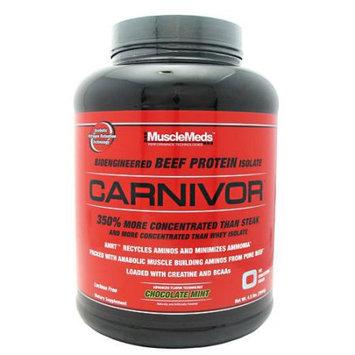 MuscleMeds Carnivor - Chocolate Mint