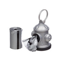 Natures Miracle Nature's Miracle Silver Hydrant Dog Pick-Up Bag Dispenser (P-6004)
