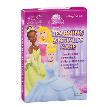 Disney Princess Learning Activity Case