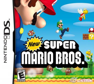 New Super Mario Bros for DS