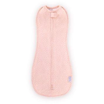 Comfort & Harmony Perfect Peanut Swaddle Restful Raindrops 3-6M