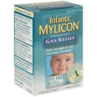 Infants' Mylicon Infants Mylicon Gas Relief Dye Free Drops ~0.5 Oz
