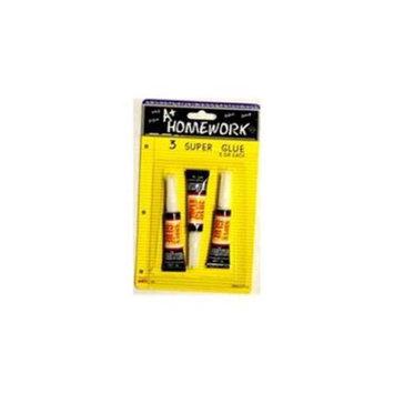 DDI Super Glue 3 pack Case of 48