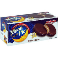 Chattanooga Bakery, Inc Moonpie Mini Chocolate Moonpie, 12 oz