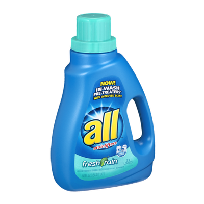 All with Stainlifters Detergent - 33 Loads