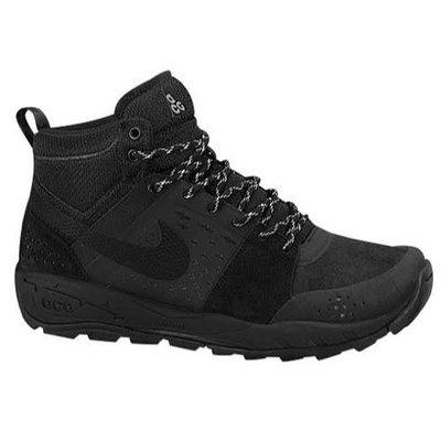 Nike Men's ACG Air Alder Mid Outdoor Shoes, Black/Gamma Green/Black - 10.5