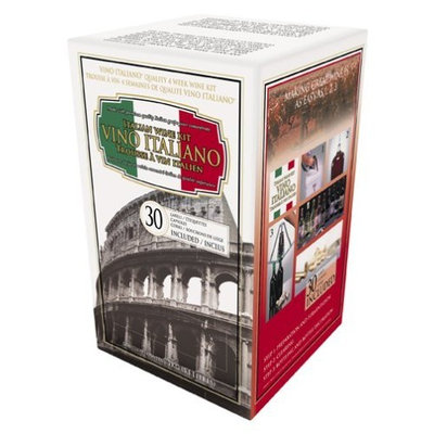 Vino Italiano 4 Week Wine Kit, Riesling, 15.5-Pound Box