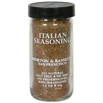 Morton & Bassett Morton & Basset Italian Seasoning, 1.2 Ounce