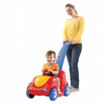 Step2 Push Around Buggy, Red, 1 ea