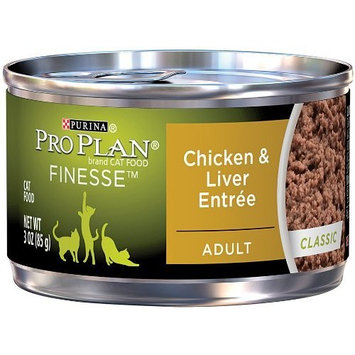 PRO PLAN® FINESSE™ ADULT Chicken & Liver Entree