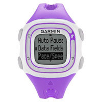 Garmin Forerunner 10 GPS Running Watch - Purple