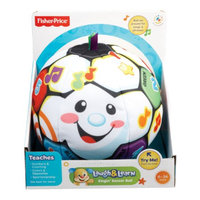 Fisher-Price Laugh & Learn Singin' Soccer Ball, 1 ea