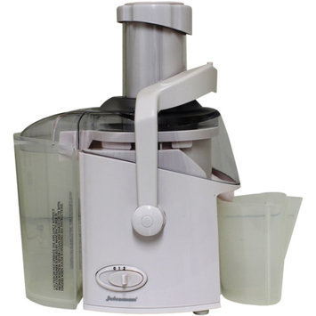 Juiceman Jr. 2-Speed Electric Juicer, White, Refurbished