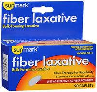Sunmark Fiber Laxative, 625 mg, 90 tabs by Sunmark