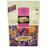 Mrs. May's Naturals Cran-Blueberry Crunch, 5 oz, (Pack of 6)
