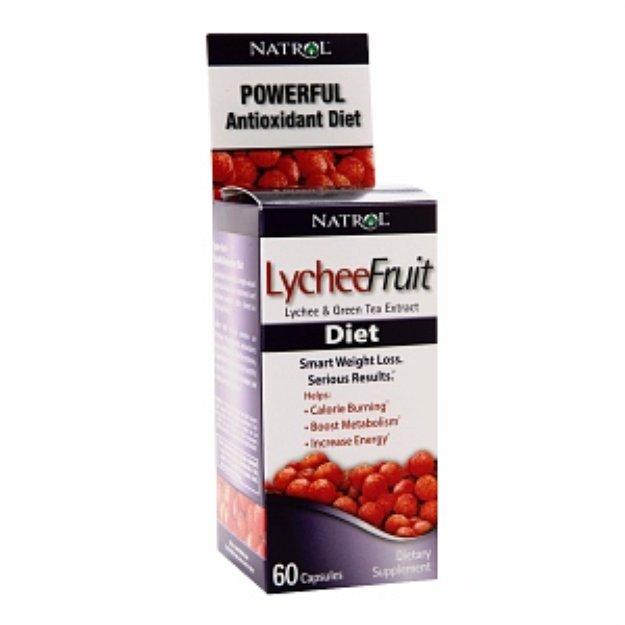 Natrol LycheeFruit Diet Lychee & Green Tea