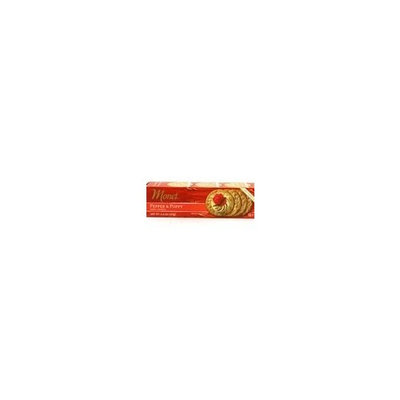Pepper and Poppy Water Crackers - 4.4oz by Monet.