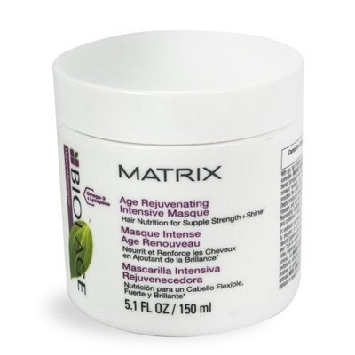 Matrix Biolage Age Rejuvenating Masque, 5.1 Ounce