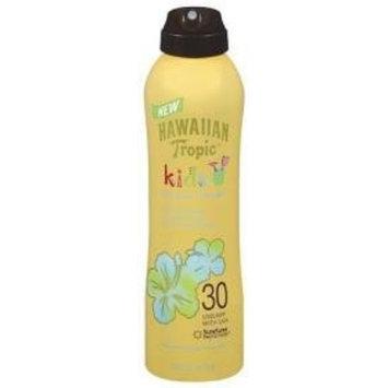 Hawaiian Tropic Kids Clear Spray Sunscreen SPF 30: 6 OZ