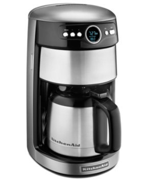 Kitchenaid KitchenAid KCM1203CU Contour Silver 12 Cup Thermal Carafe Coffee Maker