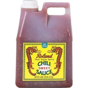 Roland Thai Style Sweet Chili Sauce, 46.2600-Pound