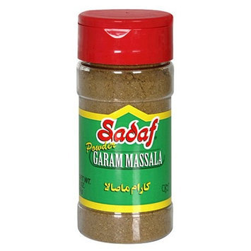 Sadaf Garam Masala, 2-Ounce Jars, (Pack of 12)