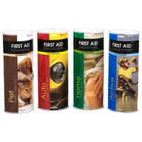 RightResponse First Aid Collection, Home, Active, Auto, Pet