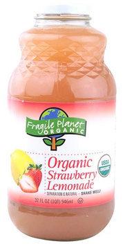 Fragile Planet Organic Straw Lemonade (12x32OZ )