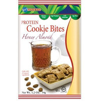 Kays Natural Kay's Naturals Protein Cookie Bites, Honey Almond Filled, 1.2 ounces (Pack of 6)
