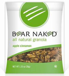 Bear Naked Granola All Natural Apple Cinnamon