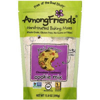 Among Friends Phil'em Up Chocolate Cranberry Cookie Mix, 13.8 oz, (Pack of 6)