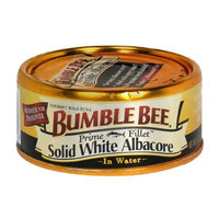 Bumble Bee Prime Fillet Solid White Albacore in Water, 5-Ounce Cans (Pack of 24)
