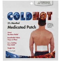 Veridian ColdHot 5% Menthol Medicated Patches (20 Count)