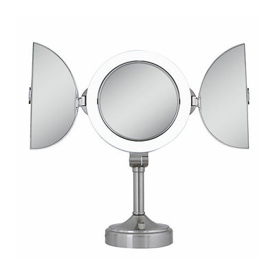 Zadro Tri-Fold Vanity Mirror