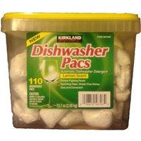 Kirkland Signature Dishwasher Pacs 110 Ct