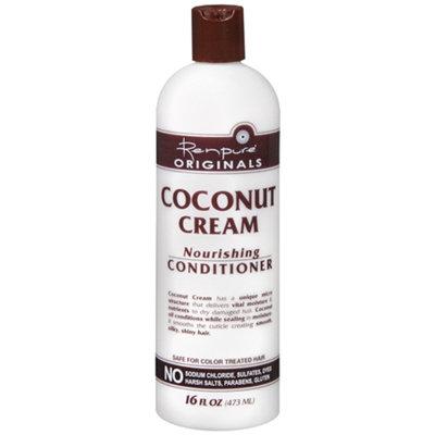 Renpure Originals Coconut Cream Nourishing Conditioner, 16 fl oz
